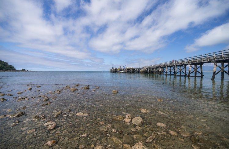 Jackson's Bay, Haast -3