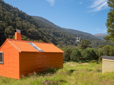 Haast World Heritage Area back country