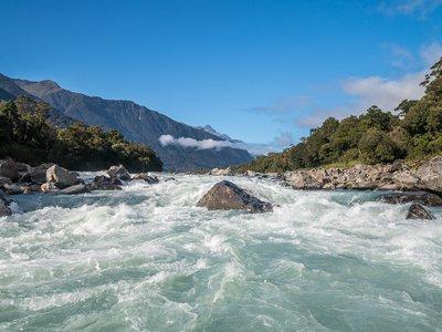 Haast World Heritage Area - Waiatoto River