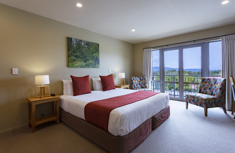 Distinction Fox Glacier Hotel Room