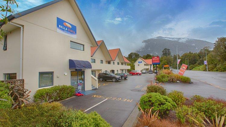 Bella Vista Motel Fox Glacier welcomes you