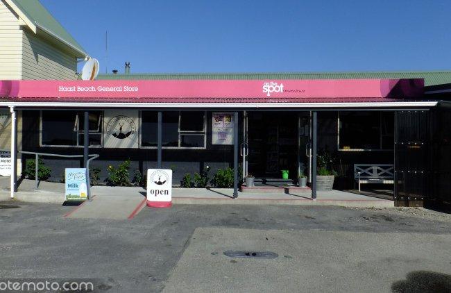 Haast Beach General Store