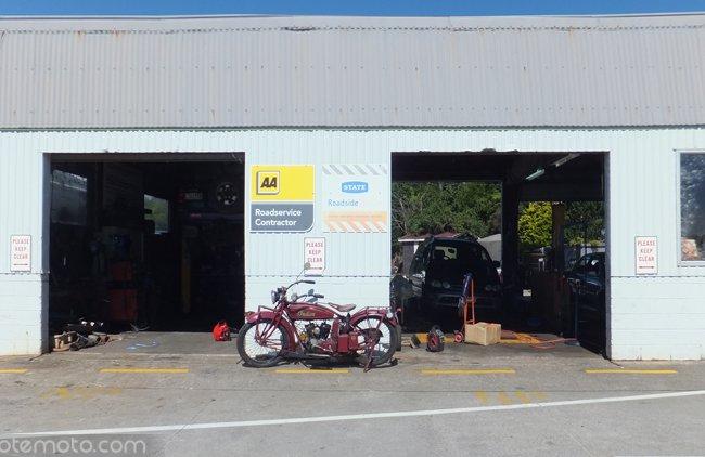 Johnston Motors