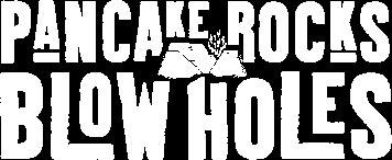Pancake rocks logo