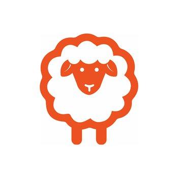 Orange Sheep Campervan Park | Logo