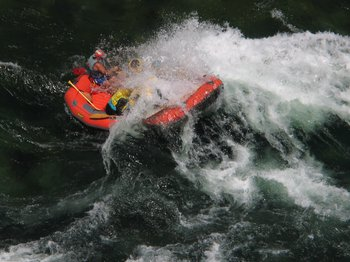 Wild Rivers Rafting Ltd | Logo