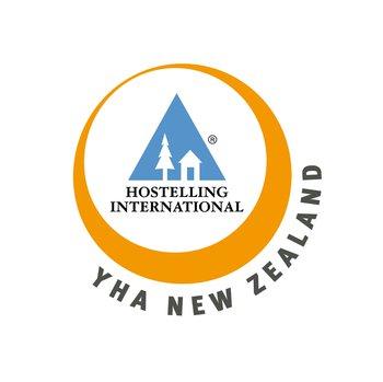 YHA Franz Josef | Logo