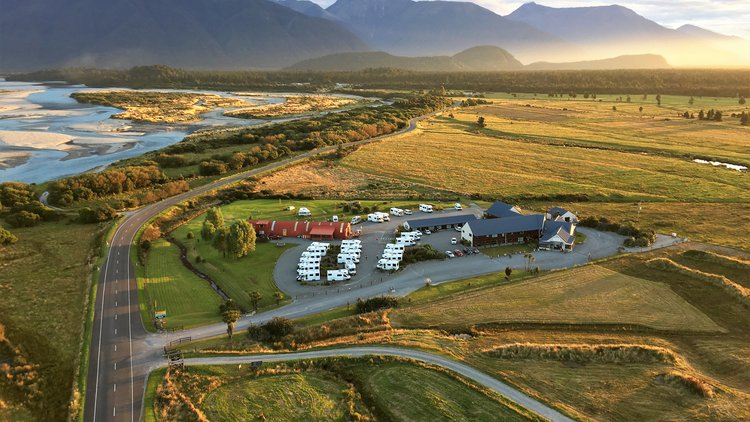 Haast River Motels & Holiday Park