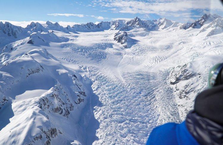 Head of the Fox Glacier