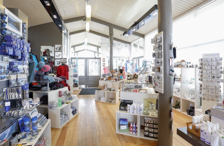 This secret gem offers a fantastic selection of products in a modern and relaxing shopping environment.