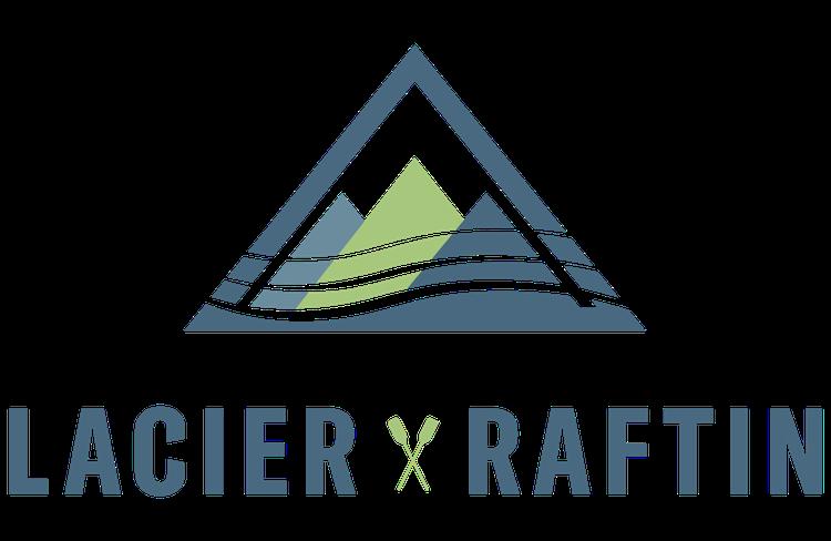 Glacier Rafting