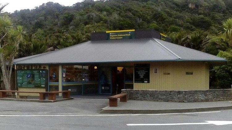 DOC Paparoa National Park Visitor Centre