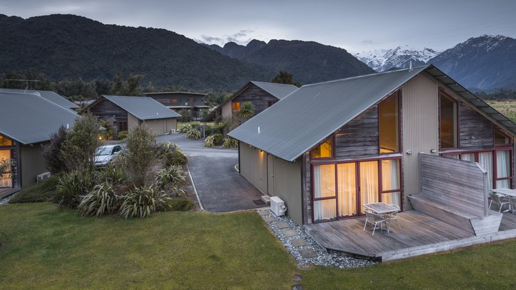 Glenfern Villas - Franz Josef Accommodation