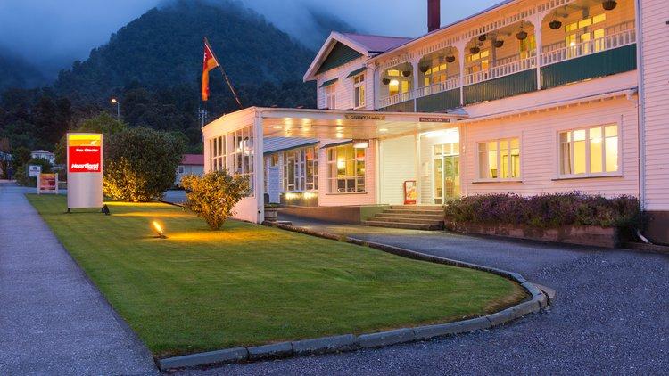Heartland Hotel Fox Glacier, West Coast