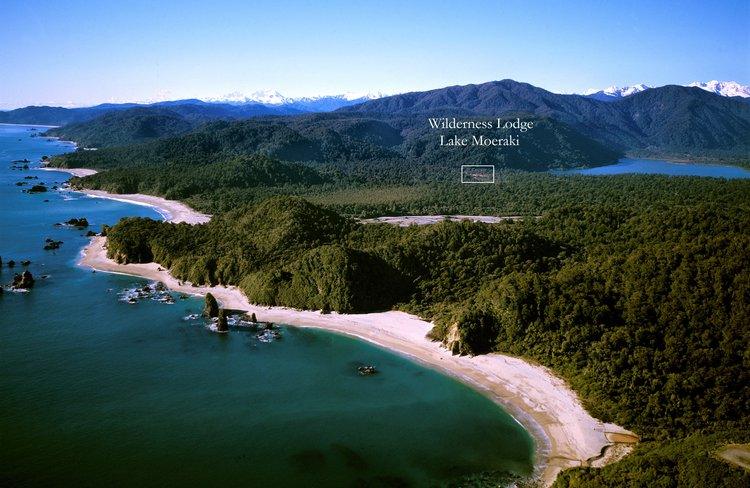 Immerse yourself in a vast wilderness of lakes, rivers, rainforest and rugged coastline.