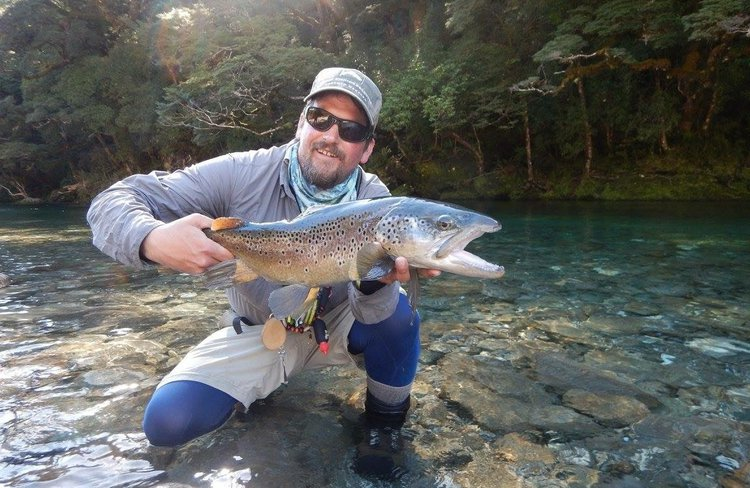 Let us take you fishing on the clearest rivers in New Zealand, we can provide gear and a guide if you wish and also packed lunch if required.