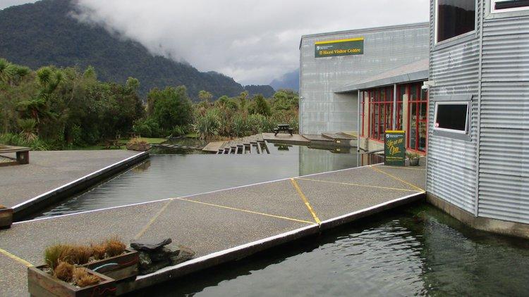 DOC Awarua / Haast Visitor Centre