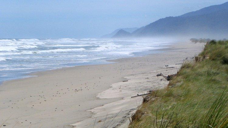 Beach Karamea