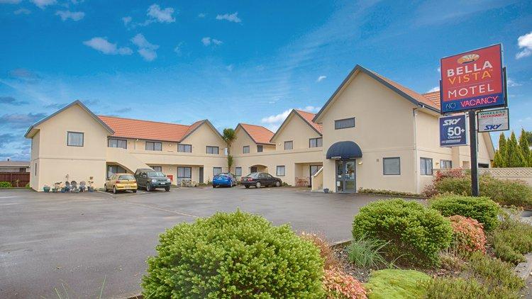 Bella Vista Motel Westport