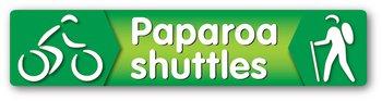 Paparoa Shuttles   Logo