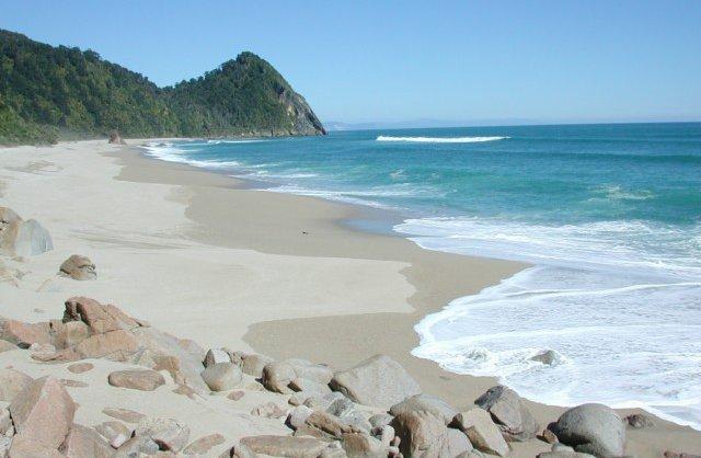 scotts Beach, Karamea