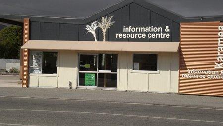 Karamea information centre