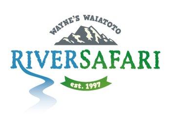 Waiatoto River Safari   Logo